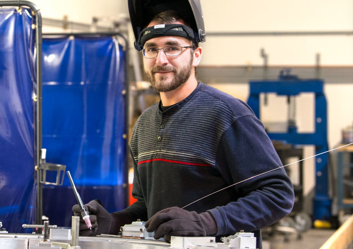 Clackamas Welding Receives AS9100 D Accreditation