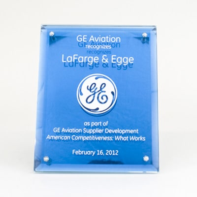 2012 GE Aviation LaFarge & Egge Award